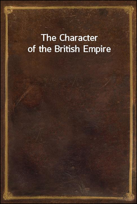 The Character of the British E...