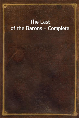 The Last of the Barons - Complete