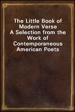 The Little Book of Modern Verse